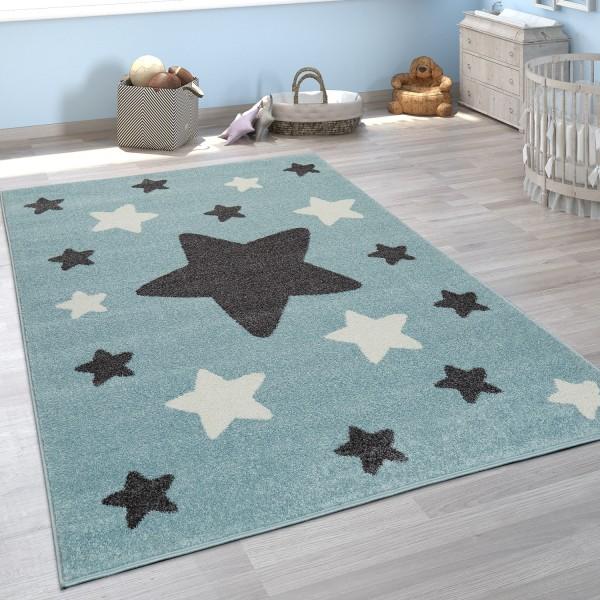 Alfombra Infantil Con Estrellas